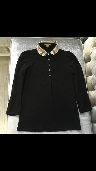 s Beden siyah Renk Orj burberry bluz