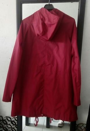 Tiffany & CO. yağmurluk koyu kırmızı