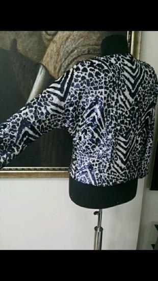 Tasarımcı payet ceket