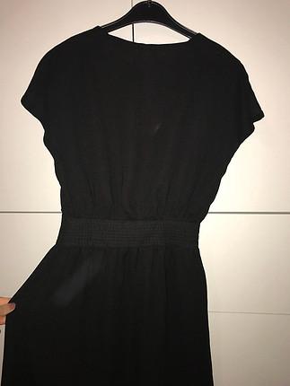 Mango Elbise siyah