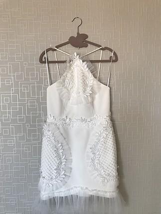 36 Beden beyaz Renk Raisa vanessa
