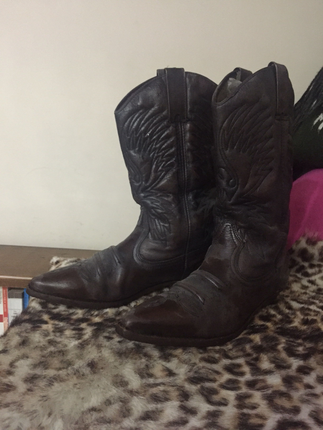 Vintage Kovboy Çizmesi American Eagle
