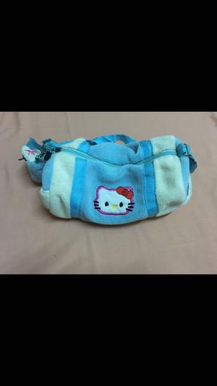 Mini bebek spor çantası
