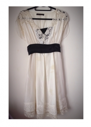 Bihter elbisesi