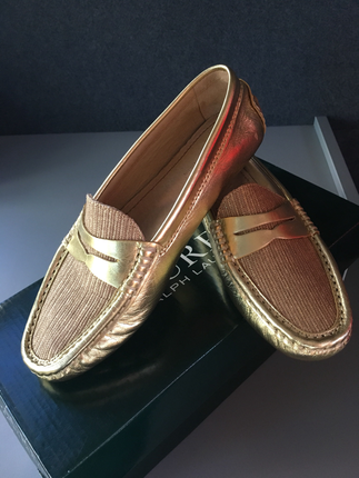 Ralph lauren loafer