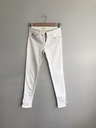 Zara beyaz pantolon