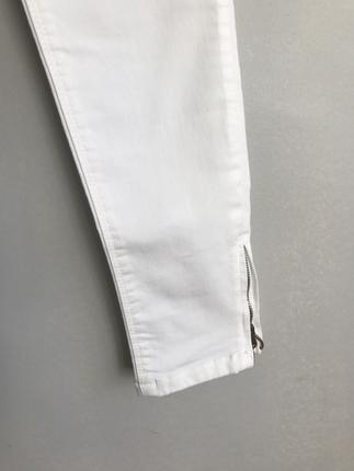 Zara Zara beyaz pantolon