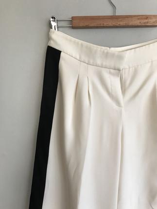 Ajda Pekkan for Twist Ynları şeritli pantolon