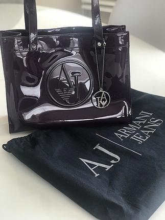 Armani jeans kol çantası