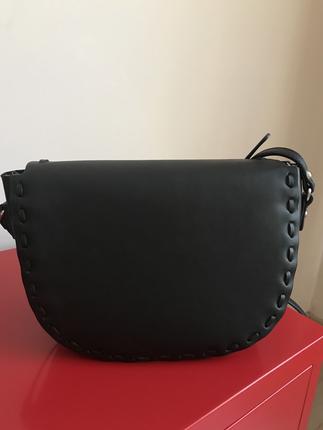 Mango Mango siyah çanta