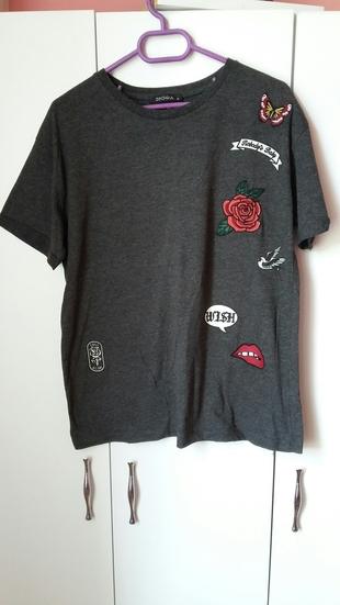Armalı Tişört T-shirt