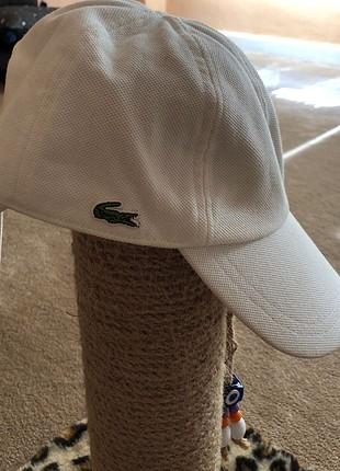Orjinal lacoste şapka