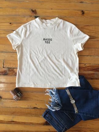 Basic Tee Tshirt T-shirt