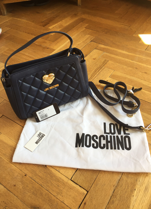 Orjinal Love Moschino Çanta Love Moschino
