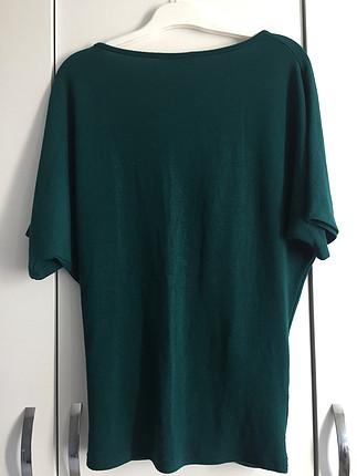 Yeşil bluz