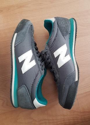 New Balance 40,5 Gri Spor Ayakkabı Ayakkabı