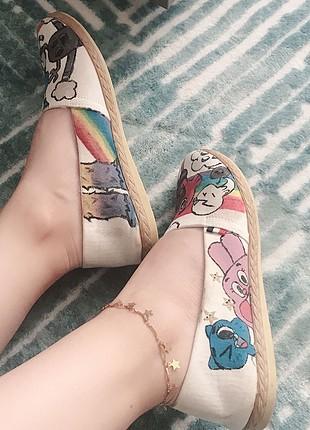 Amazing world of gumball ayakkabı