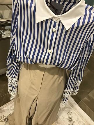 36 Beden Hanzade marka pantolon gömlek