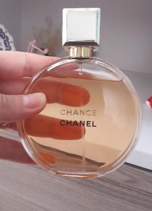 orijinal 100ml chanel chance çok az kullanılmıştir