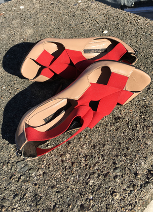38 Beden Topuklu Ayakkabı