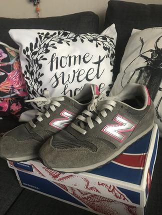 Gri Newbalance Ayakkabı
