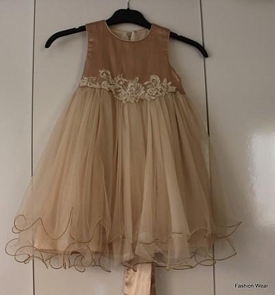 Kız Çocuk Elbise 4-5 yaş