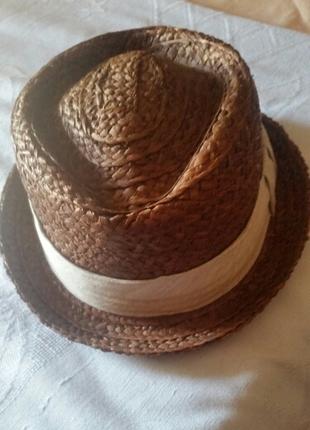 Yazlık hasır şapka