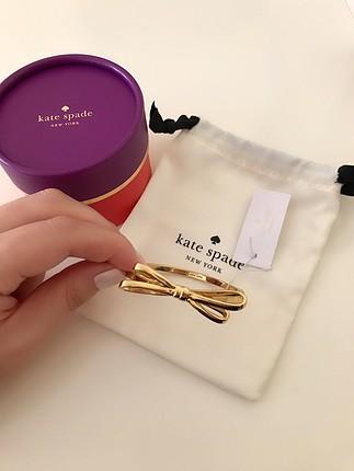 l Beden altın Renk Kate Spade Fiyonklu Bileklik
