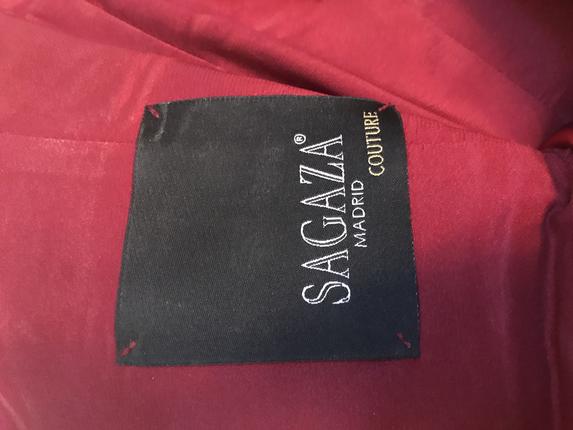 xs Beden SAGAZA Madrid Haute Couture