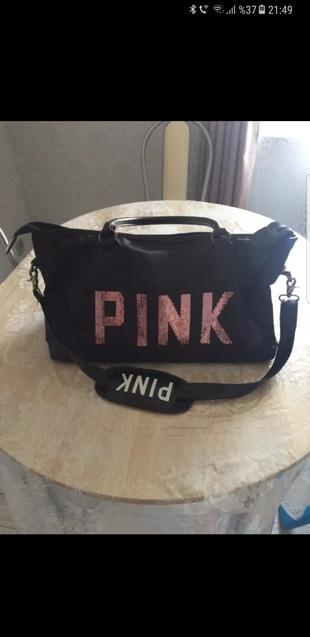 victoria secret pink canta