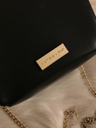 universal Beden siyah Renk Kutu çanta