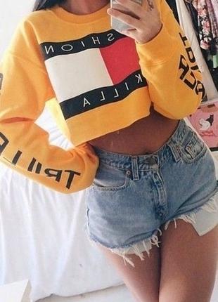 Mini Sweatshirt