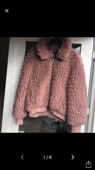 Zara peluş kurk #zarapelus #peluskurk