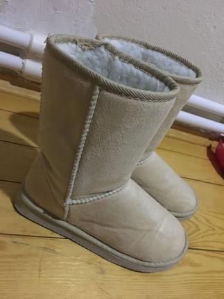 Kışlık ayakkabı ugg
