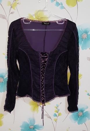 gotik bluz