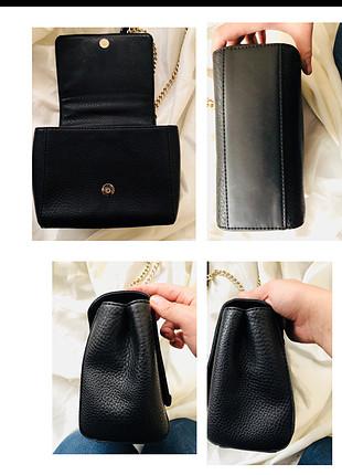 universal Beden siyah Renk Çok şık çanta