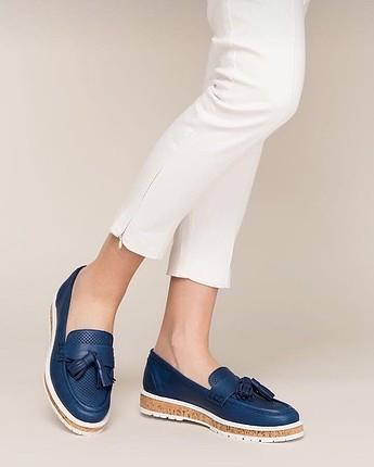 İnci marka hakiki deri ayakkabı