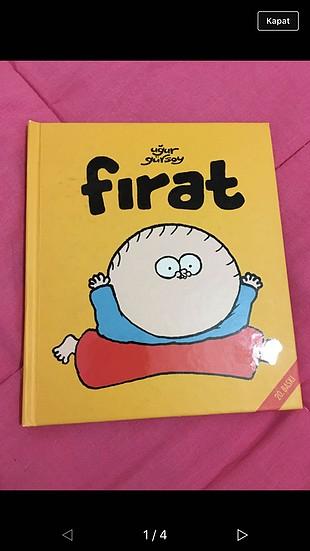 Fırat 1 karikatür kitabı