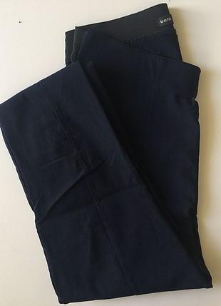 Batik lacivert tayt pantolon