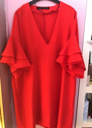 Zara - Yeni Sezon Elbise