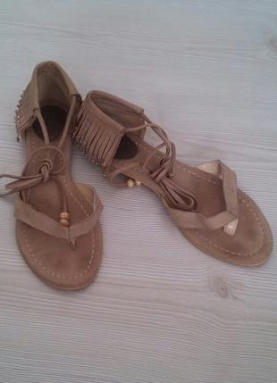 bambi suet sandalet