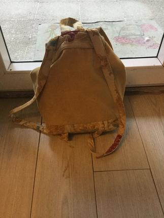 Tasarımcı Sırt çantası