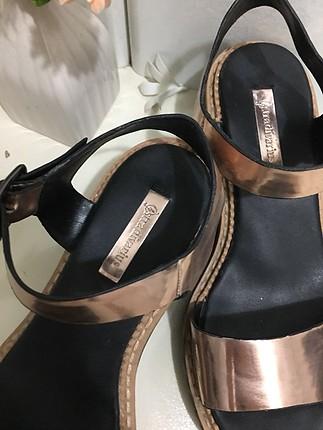 Stradivarius ayakkabı