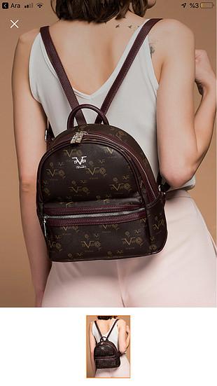 Versace 1969 sırt çantası