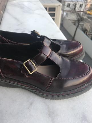 39 Beden Bershka bordo ayakkabı