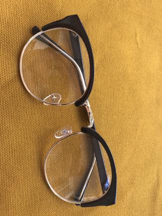 H&M Kahverengi gözlük