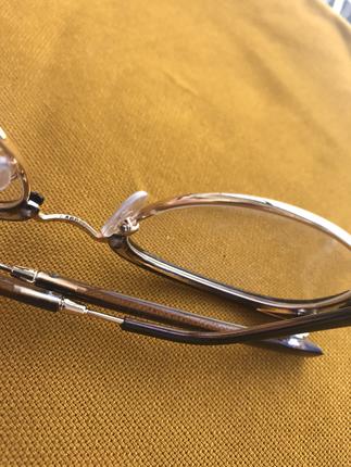 diğer Beden Kahverengi gözlük