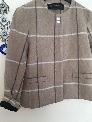 Zara yün ceket