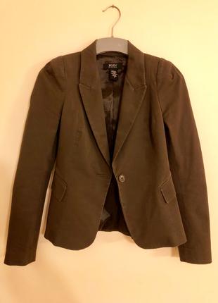 Kahverengi Blazer ceket