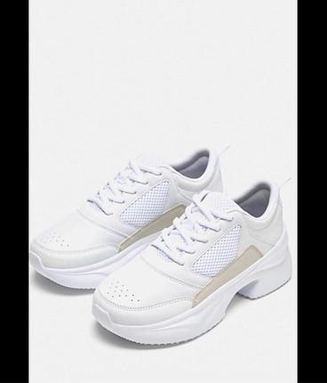 38 Beden Zara Beyaz spor ayakkabı